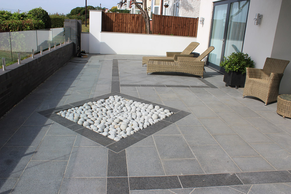 Natural Granite Paving