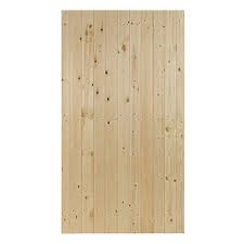 Tongue and Groove Gate