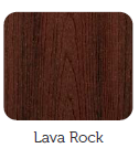 Trex Transcend Lava Rock