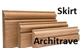 Timber Skirt and Architrave