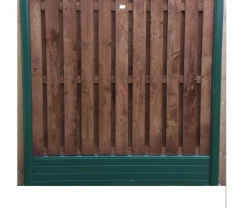 Doubleside Pallisade Panel