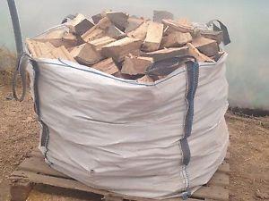 Bulk Bag Hardwood