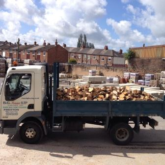 Full Load Softwood Ringlets