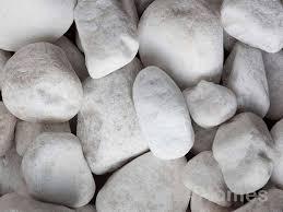 Pearl White Cobbles