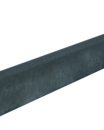 "Charcoal 8"" Round Path Edge"